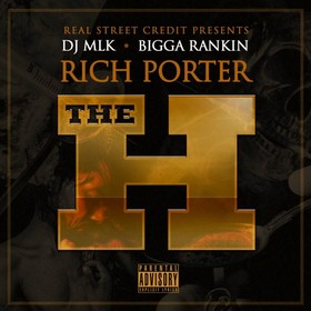 The H Rich Porter front cover