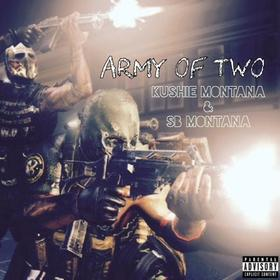 Army Of Two Kushie Karl Malone front cover