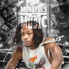 Monopoly Music 14 (Hosted By Ca$h Out) DJ Iceberg front cover