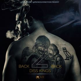 Back 2 Back Diss Kings MTMS Promos front cover