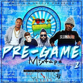 The Pre-Game DJ HyDef front cover