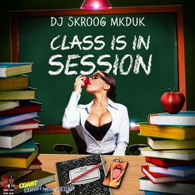 Class Is In Session Skroog Mkduk front cover