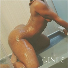 Guess Who F*ckin Yo Bitch?! DJ Genius front cover