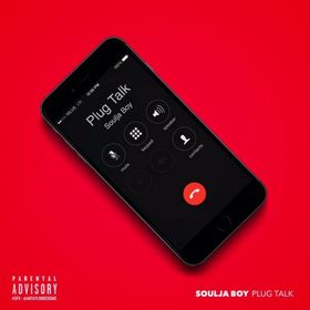Plug Talk Soulja Boy front cover