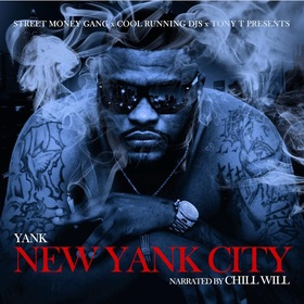 New Yank City Yank front cover