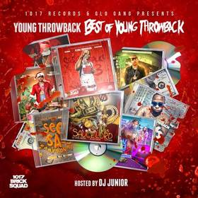 The Best Of Young Throwback DJ Junior front cover