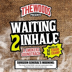 Waiting To Inhale DJ E.Sudd front cover
