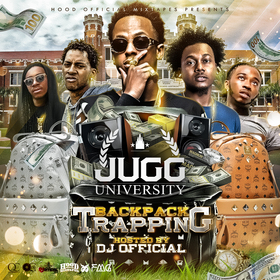 Jugg University Back Pack Trappin DJ Official front cover