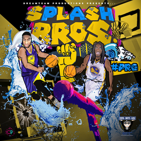 Splash Brothers DJ Ben Frank front cover