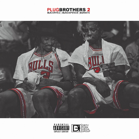 Plug Brothers 2 DJ Cortez front cover