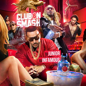 Club On Smash 6 DJ Junior front cover