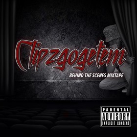 Behind The Scenes ClipzGoGetEm front cover