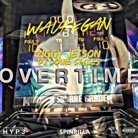 Overtime Ziggy Jetson front cover