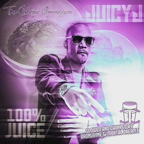Mortal Dreamz - Juicy J - 100% Juice (Slowed and Chopped by