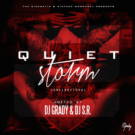 Quiet Storm Collectives 2 DJ S.R. front cover
