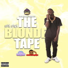 The Blonde Tape Nick Hawk front cover