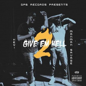 Give Em Hell 2 Key! front cover