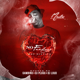 No Feelings MALIO front cover