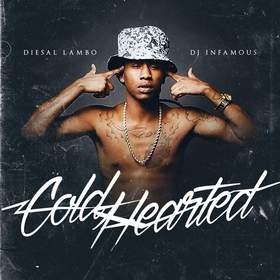 Cold Hearted Diesal Lambo front cover