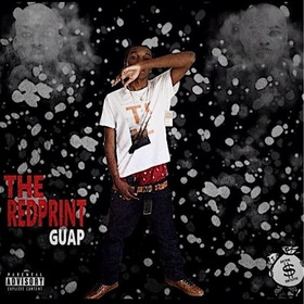 The Red Print GuapDaMenace front cover