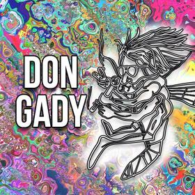 Don Gady - Life On Ice DJ ASAP front cover