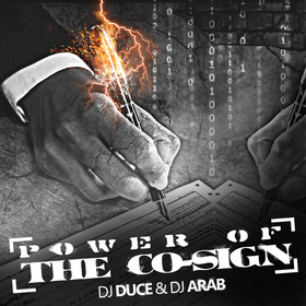 Power Of The Co-Sign Various Artists front cover