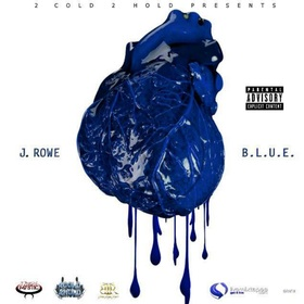 J Rowe - Blue Tampa Mystic front cover