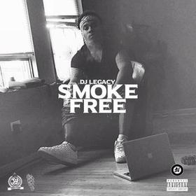 Smoke Free Various Artists front cover