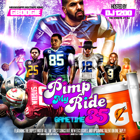 Pimp My Ride 35 Gametime DJ Boss Chic front cover