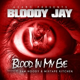 Blood In My Eye Bloody Jay front cover