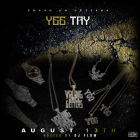 August 13th Mixtape YGG Tay front cover