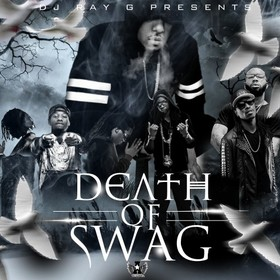 Death Of Swag DJ Ray G front cover