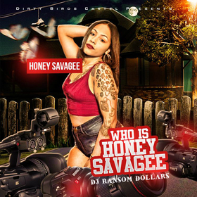 Who Is Honey Savagee Honey Savagee front cover