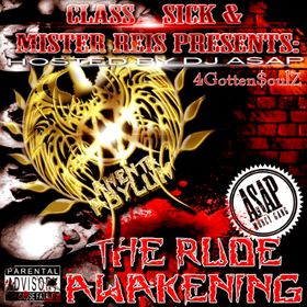 The Rude Awakening Class_Sick & Mister Reis front cover