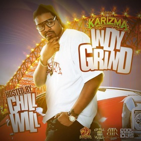 Indy Grind CHILL iGRIND WILL front cover