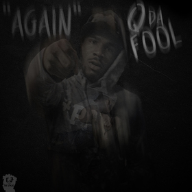 Again Q Da Fool front cover