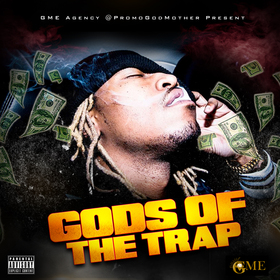 Gods of The Trap MTMS Promos front cover
