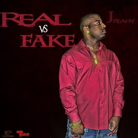 Real Vs Fake J Ready front cover