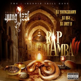 RapMamba 3 Yung Jzzl front cover