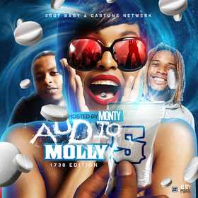 Audio Molly 5: 1738 Edition (Hosted By Monty) 3rdy Baby front cover