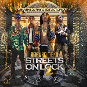 Streets On Lock 2 Migos front cover