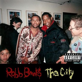 Tha City Robb Banks front cover