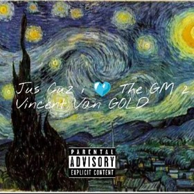 Jus Cuz I Love The Game 2 (Vincent Van GOLD) Tizie Gold front cover