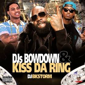DJ's Bow Down And Kiss Da Ring DJ BkStorm front cover