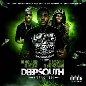 Deep South Stuntin Colossal Music Group front cover
