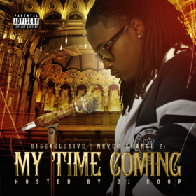 NC2: My Time Coming 615 Exclusive front cover