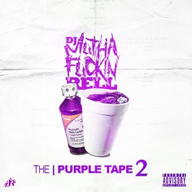 The Purple Tape 2 DJ Rell front cover