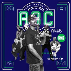 Trap Music: A3C Edition (Hosted By Sy Ari Da Kid) Trap-A-Holics front cover