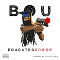 Educated Crook Bou front cover