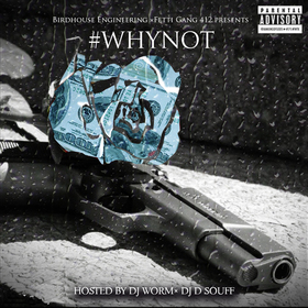#WhyNot Fetti Gang front cover